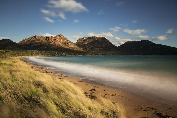 Freycinet National Park is home to some of the most stunning beaches on the face of the planet.