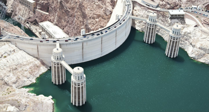 Hoover Dam, United States