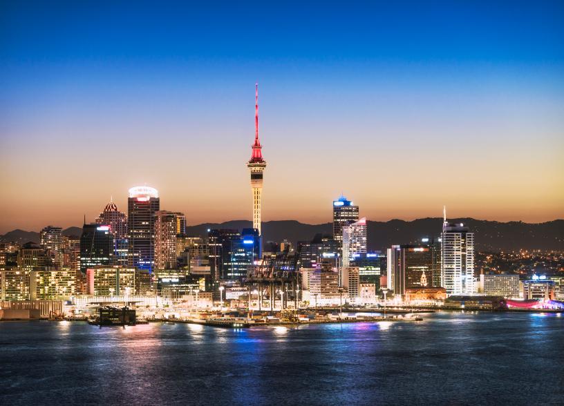 Auckland Lions Tour