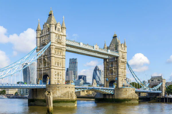 London is just the first of many intriguing locales open to UK travellers.