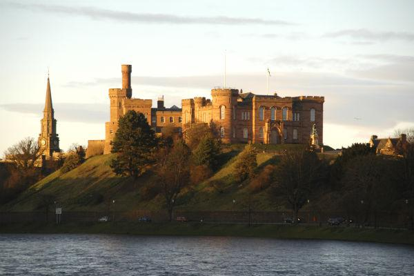Inverness is a gateway to the glories of the Scottish Highlands.