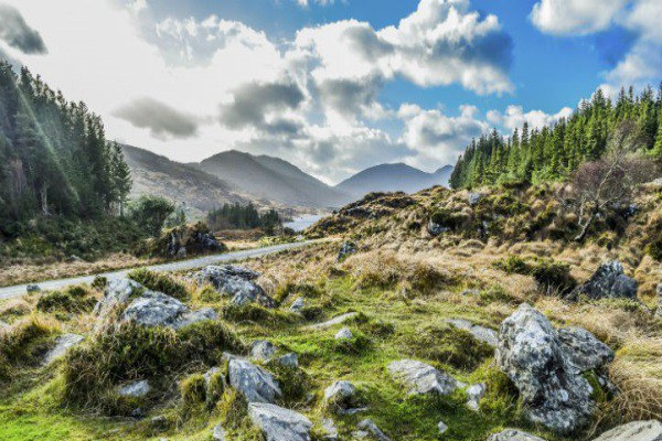 Arriving in Killarney will put you in a prime position to drive the Ring of Kerry.