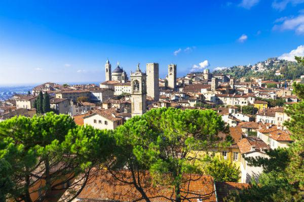 Bergamo is just one of Italy's many attractive destinations. With a motorhome rental at your disposal, options are almost limitless.
