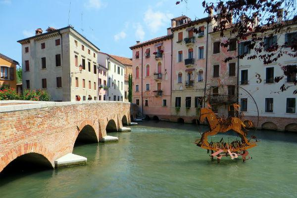 In many ways, Treviso is an even better place to visit than fabled Venice.