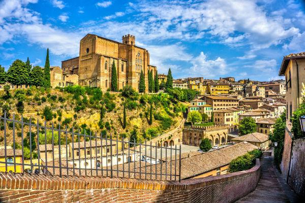 Siena is the treasure of Tuscany that far too few people know about.