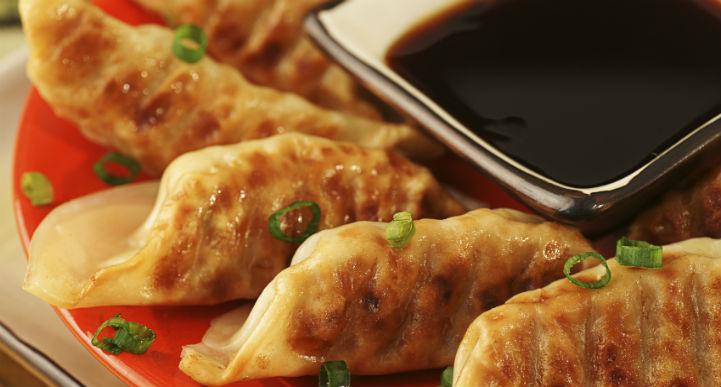 Jiaozi dumpling
