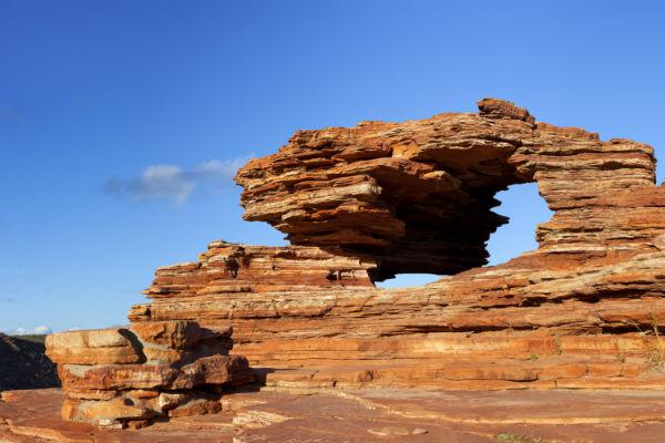 Kalbarri National Park will blow you away with its epically alien vistas.