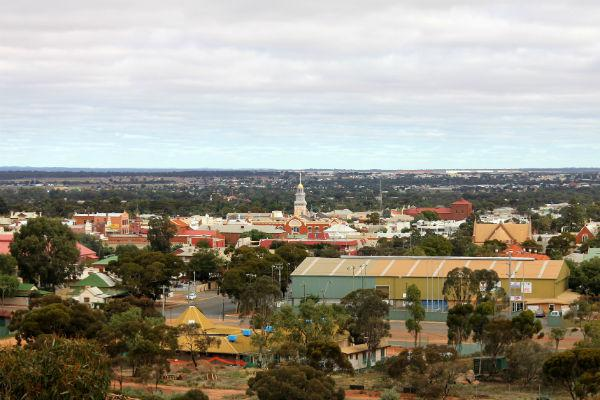 Outback explorers will find a welcome base in Kalgoorlie.