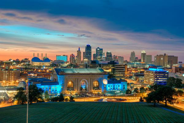 Explore the heart of America in Kansas City.