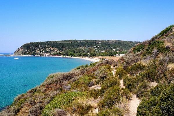 Kefalonia is a beautiful Greek island