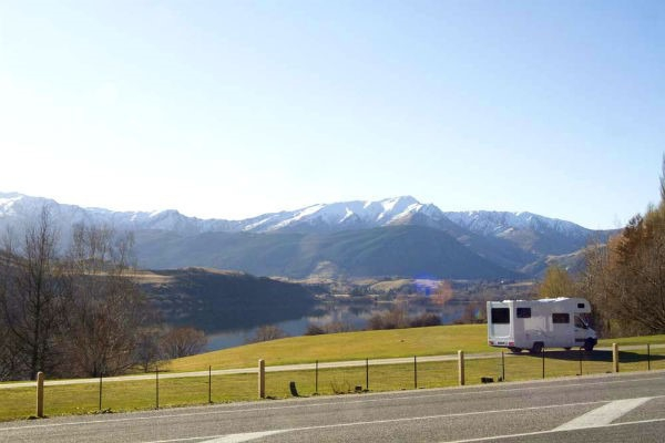 Any New Zealand road trip will benefit from the freedom that a motorhome grants.