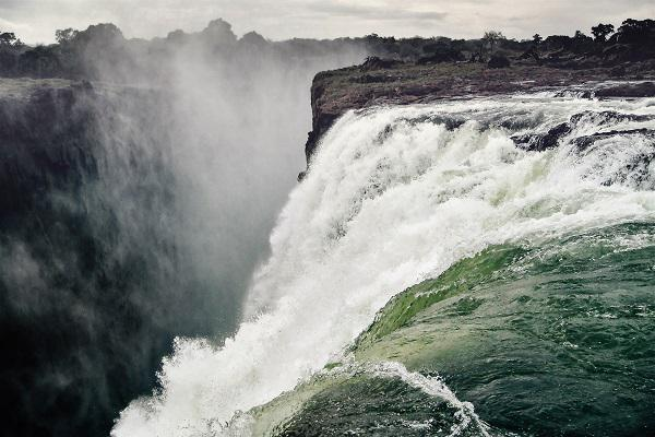 The sheer power of Victoria Falls will astound visitors.