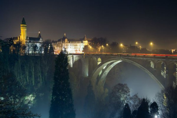 Take the time to slow down and really appreciate the beauty of Luxembourg.