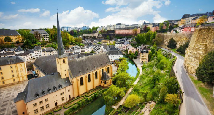 There's something unbelievably charming about Luxembourg.