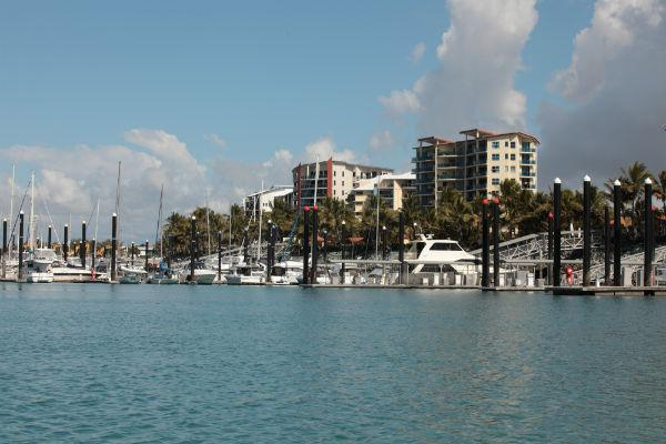 If you get the chance, try to head out on the water during your stay in Mackay.