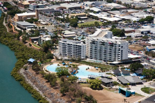 You can head into the wild or relax in a swimming pool - Mackay has it all covered.