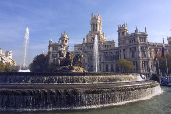 Madrid is one of Spain's most popular destinations.