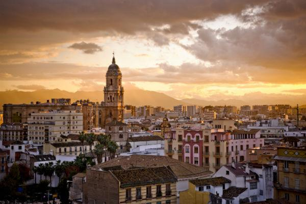 Remember to take it easy and enjoy the views when driving in Malaga - there's no rush.