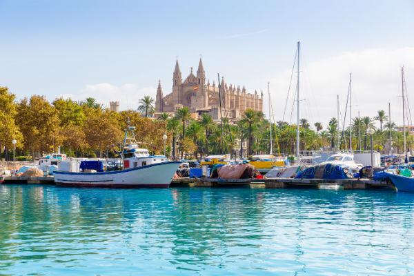 Mallorca is the largest of the Balearic Islands off the coast of Spain, and is a much dreamed of holiday destination.