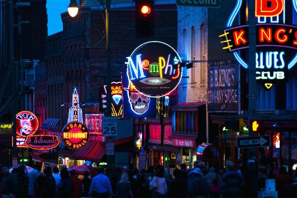 Music is a huge part of what makes Memphis special - be sure to check out the nightlife while you're in town.