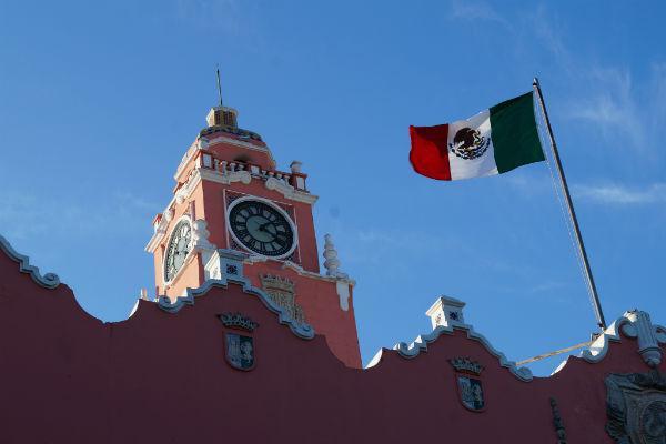 Soak up a little culture in Merida, at the heart of the Yucatan Peninsula.