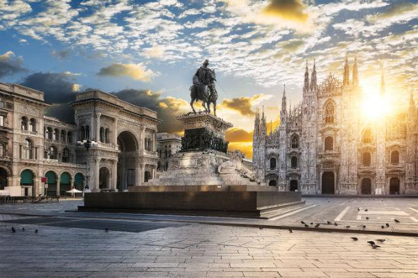 Fashion, art, history and architecture - Milan has it all.
