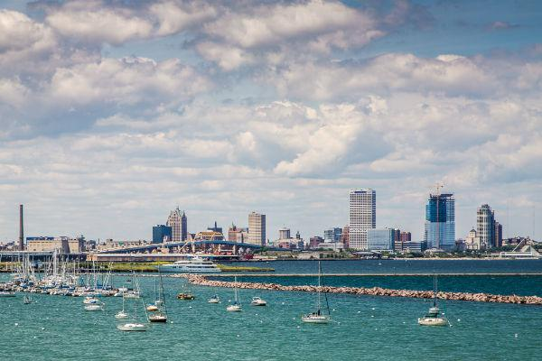 Set on the western shore of Lake Michigan, Milwaukee is Wisconsin's largest city.