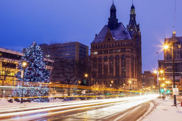 Milwaukee gets a little chilly in winter but it has plenty of added charm to make up for that.