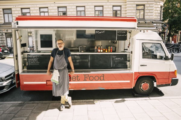 Mobile food trucks have exploded in popularity over recent years.