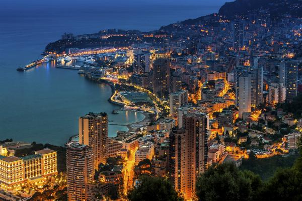 Monaco makes a spectacular setting for motorsport