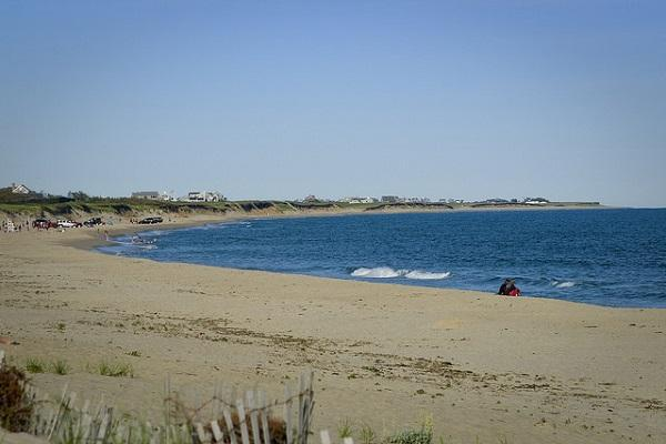 Surfside Beach on Nantucket