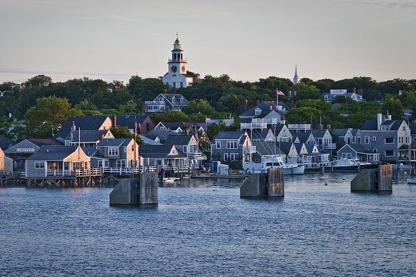 Charming Nantucket houses