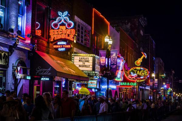 The Nashville nightlife has to be experienced to be believed.