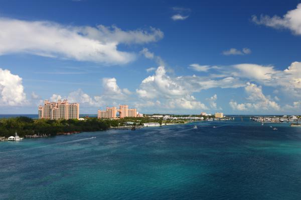 Atlantis Resort is a landmark of Nassau