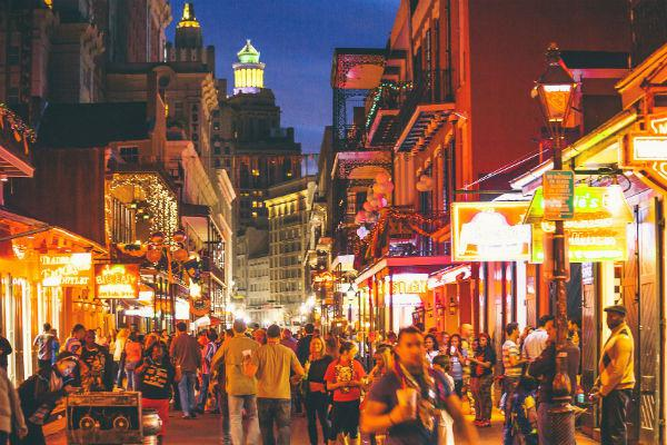New Orleans nightlife is legendary across the United States and around the world.