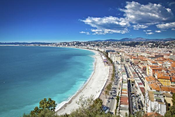 With a Nice car rental, the whole of southern France opens up for your exploration.
