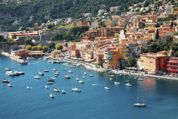 Nice is the quintessential French riviera city.