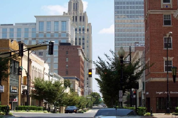 Winston-Salem is a bustling center of business, recreation, and cultural opportunities