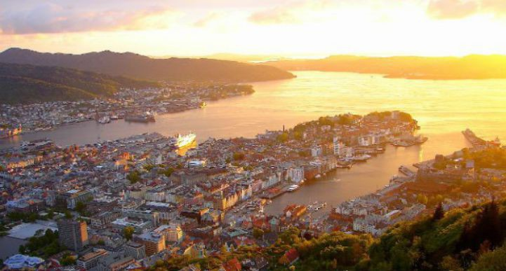 Bergen's natural surroundings are spectacular, and it has an urban life to match.