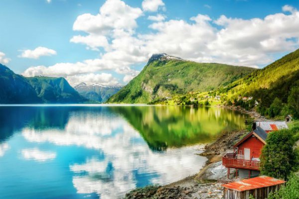 Sognefjord is world renowned as one of the most beautiful fjords in Norway