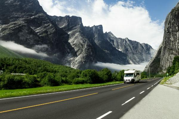 Norway's scenery is downright spectacular, and a motorhome will give you the chance to take it all in at your own pace.