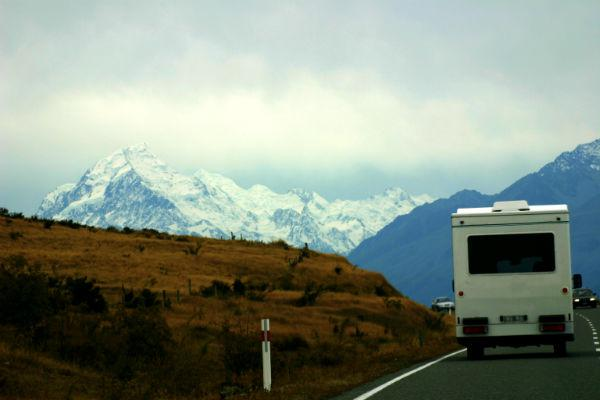 Don't be put off by the cold - taking a winter campervan road trip in New Zealand will show you a uniquely gorgeous side to this country.