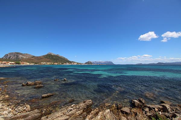 A perfect day in the Gulf of Olbia, Sardinia, Italy