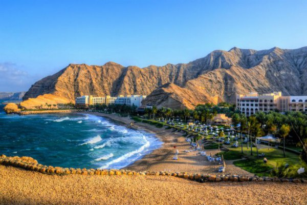 There's no need to rough it if you don't want to when visiting Oman.