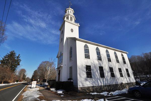 Christ Church Quaker Farms in Oxford, Connecticut