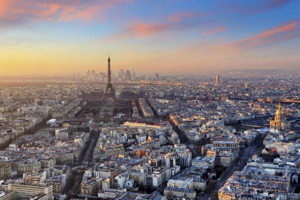 Take the chance to explore beautiful Paris