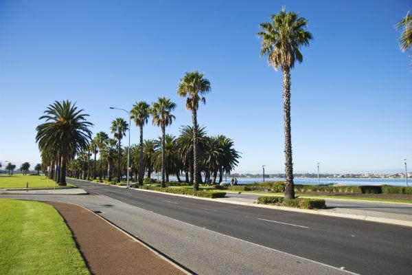 Sunny Perth gives you a chance to enjoy its coastline or head inland to the wild Outback.