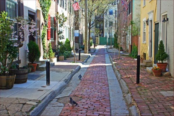 Philadelphia is rich in American history, and heading to an historic district like Washington Square West is a perfect way to get a taste.