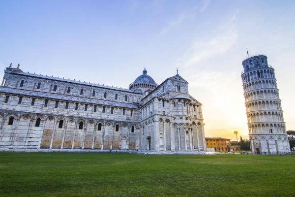 Pisa's famous leaning tower is just one of the reasons to visit this beautiful city.