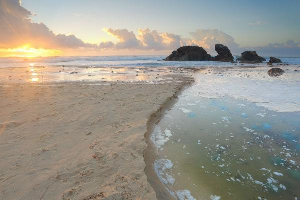 Port Macquarie is arguably home to some of the most beautiful beaches in all of New South Wales.